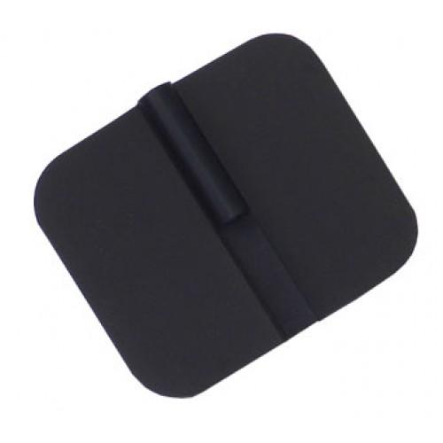 BMLS L00035 – 1.5″ x 1.75″ Black Carbon