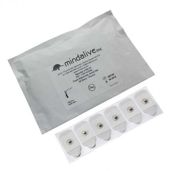 Mind Alive Electrodes Package of 30