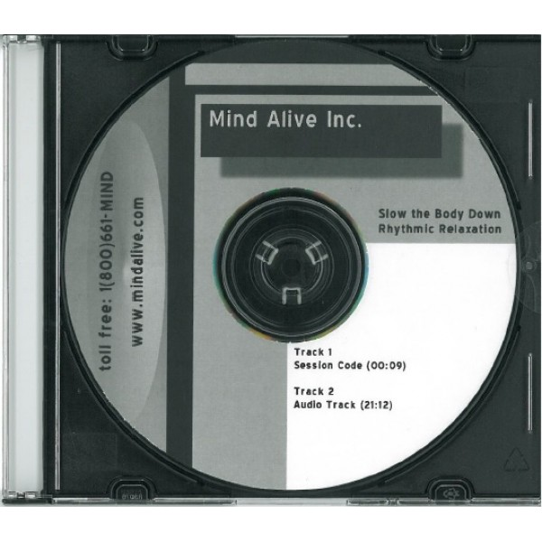 Mind Alive Slow the Body Down