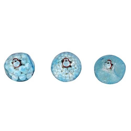 Abilitations Arctic Squeeze Fidget Balls - 2 3/4 inches - Set of 3