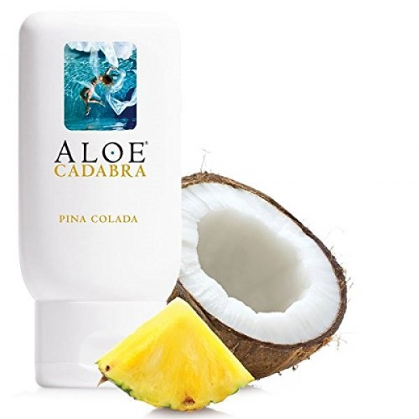 Aloe Cadabra Natural Flavored Personal Lubricant for Oral Sex, Bes...