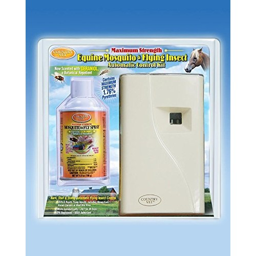 AMREP 074026 2 Piece Country Vet Equine Mosquito/Flying Insect Con...