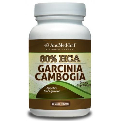 Anumed Int'l Garcinia Cambogia - 60 cap