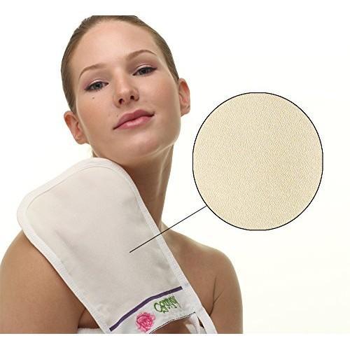 Baiden Mitten Superior Exfoliator Glove,Facial, Body Scrub,Best Fi...