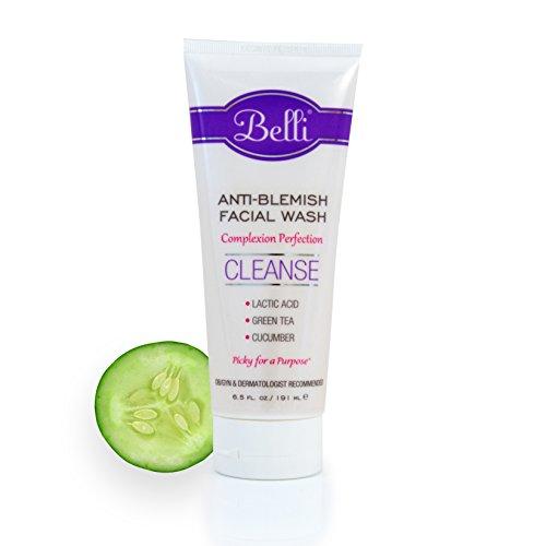 Belli Anti-Blemish Facial Wash – Cleanse Acne-Prone Skin – OB/GYN ...