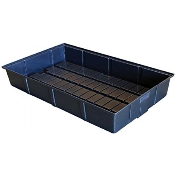 Botanicare Grow Tray, 2 by 4-Feet, Black
