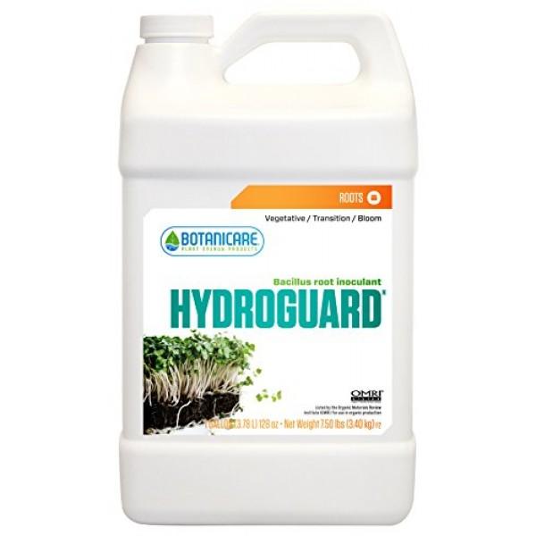 Botanicare HYDROGUARD Bacillus Root Inoculant, 1-Gallon