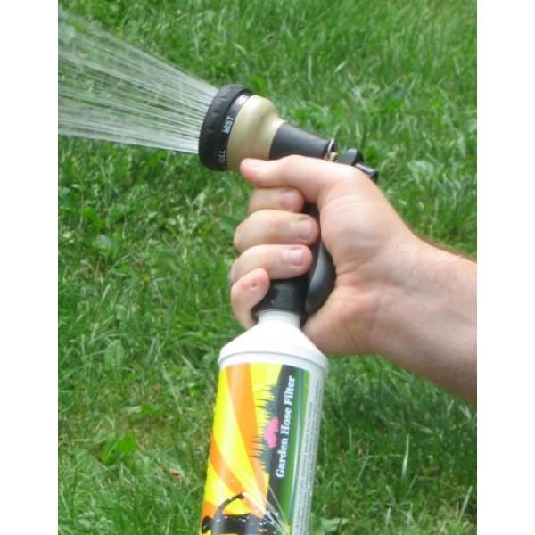 Garden Hose Filter - Removes Chlorine, Chloramines, VOCs, & Pestic...