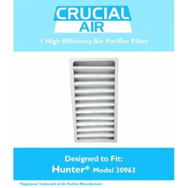 Crucial Air 1 Hunter 30710, 30711 & 30730 Air Purifier Filter, Par...