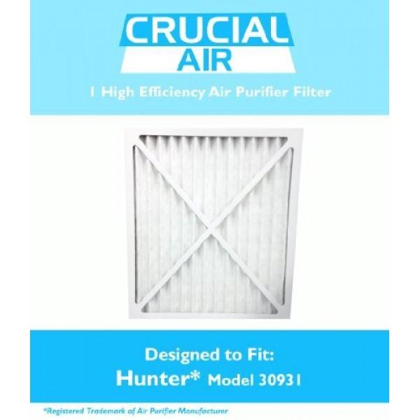 Crucial Air 1 Hunter 30931 Air Purifier Filter; Fits Hunter Models...