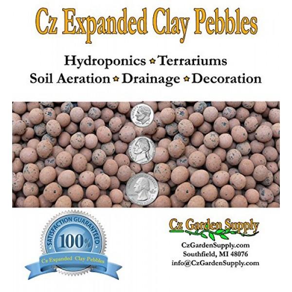 Cz Garden Supply CzLECA2lb Clay Pebbles