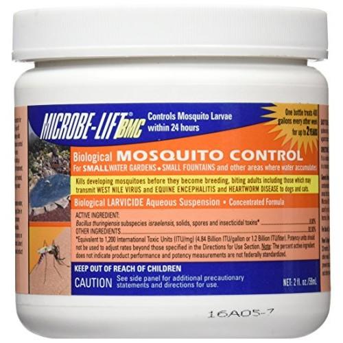 Ecological Labs AEL20036 Microbe Lift Mosquito Control Aquarium Tr...