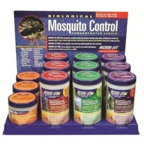 Ecological Labs AEL20037 Microbe Lift Mosquito Control Aquarium Tr...