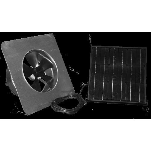 Solar Royal 25Watt - Premium Solar Gable Ventilation Fan with Thermostat