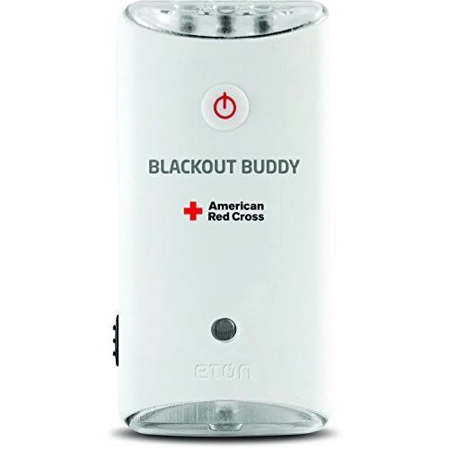 The American Red Cross Blackout Buddy Emergency LED flashlight, bl...