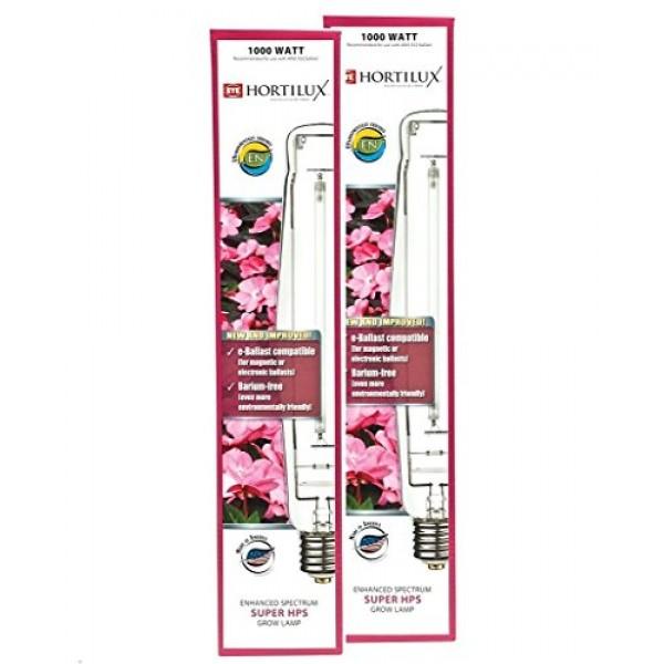 Eye Hortilux Eyehortilux Super HPS Enhanced Spectrum Bulb 1000-Wat...