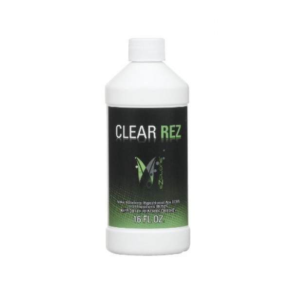 EZ-CLONE Clear Rez Solution for Plant Cloning, 16-Ounce
