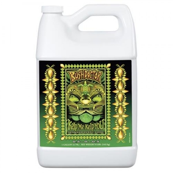 Fox Farm FX14112 Bush Doctor Kelp Me Kelp You Fertilizer, Gallon