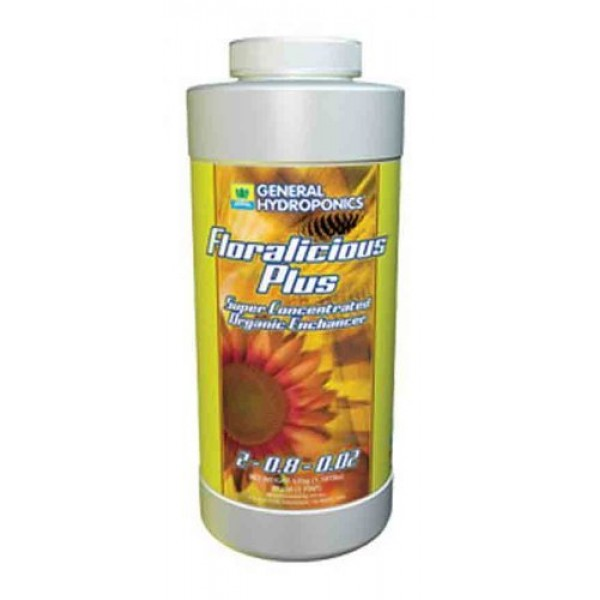 Floralicious Plus 2-0.8-0.02, 16 Oz