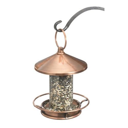 Good Directions 112VB Venetian Bronze Classic Perch Bird Feeder