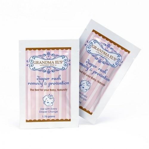 Grandma El's Diaper Rash Remedy Prevention - Single Use Wipes