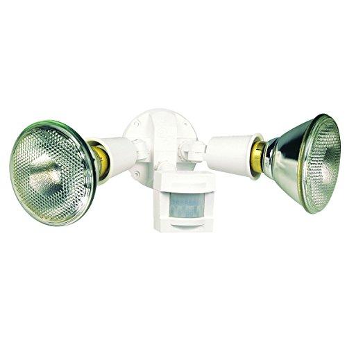 Heath/Zenith HZ-5408-WH 300W 110-Degree Light, White