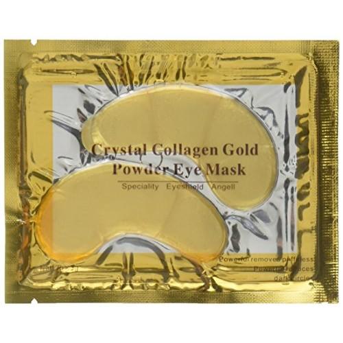 10/20/30/50/60/80/100 pairs wholesale New Crystal 24K Gold Powder ...