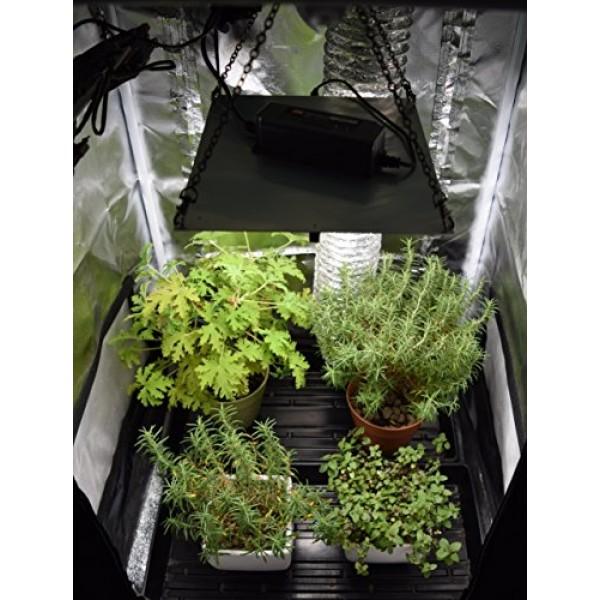 HLG 65 V2 4000K Horticulture Lighting Group Quantum Board LED Grow...