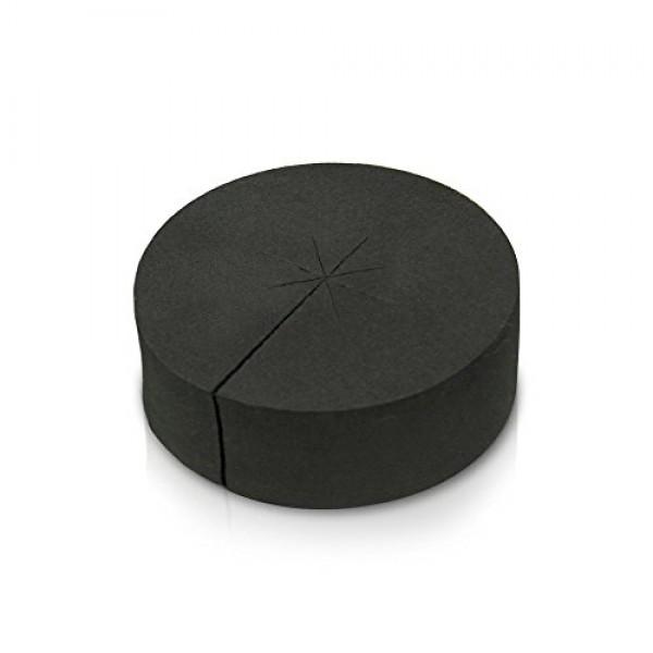 30-Pack HTGSupply 2-Inch Firm Neoprene Pro Clone Collars 30 Collars
