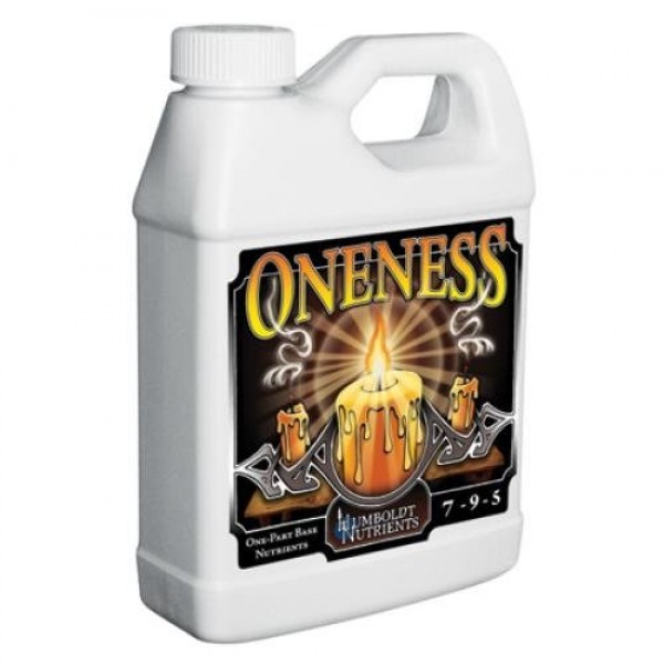 Humboldt Nutrients HNO405 5-9-4 Oneness Germination Nutrients, 32-...