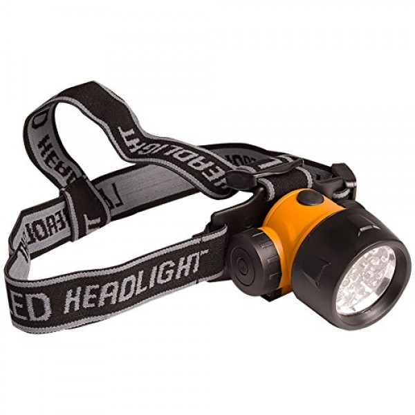 Active Eye AELH Green LED Head Light