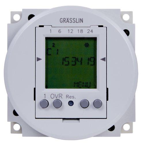 Grasslin by Intermatic FM1D50-120U 24-Hour/7-Day 120VAC Electronic...