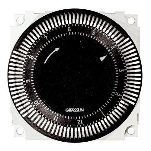 Grasslin by Intermatic FM1S12HU-120U 12-Hour Electromechanical Tim...