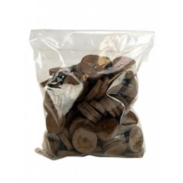 50 Count - Jiffy 7 Peat Pellets - Seed Starter Soil Plugs - 36 mm ...