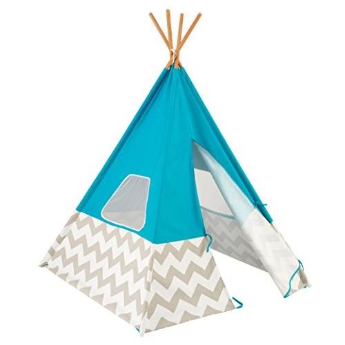KidKraft Teepee Tent, Turquoise