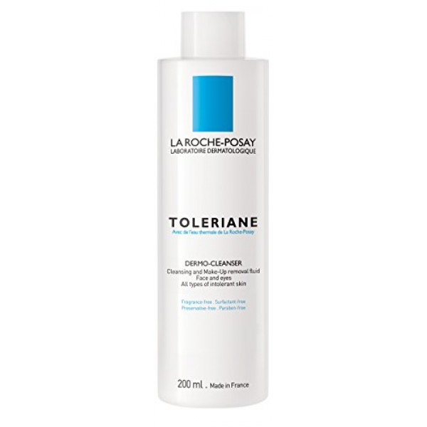 La Roche-Posay Toleriane Dermo Cleanser Face Wash and Makeup Remov...