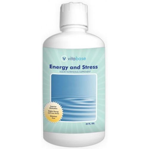 Vitabase Energy and Stress Liquid