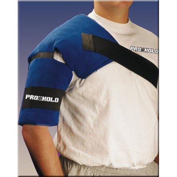 ProKold Shoulder Ice Wrap with Rotator Cuff Coverage