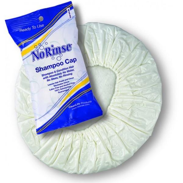 CleanLife No Rinse Shampoo Cap 30 Pack