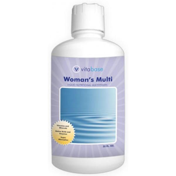 Vitabase Woman's Multi Liquid