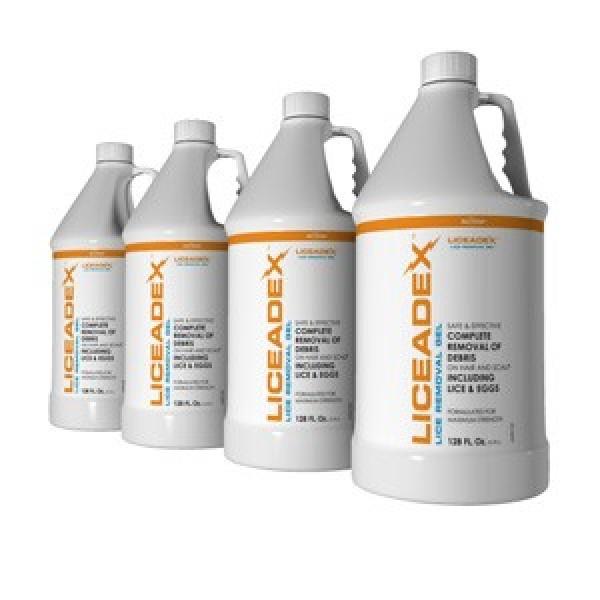 AllStop Liceadex Lice n Nit Removal Gel Institution Solution
