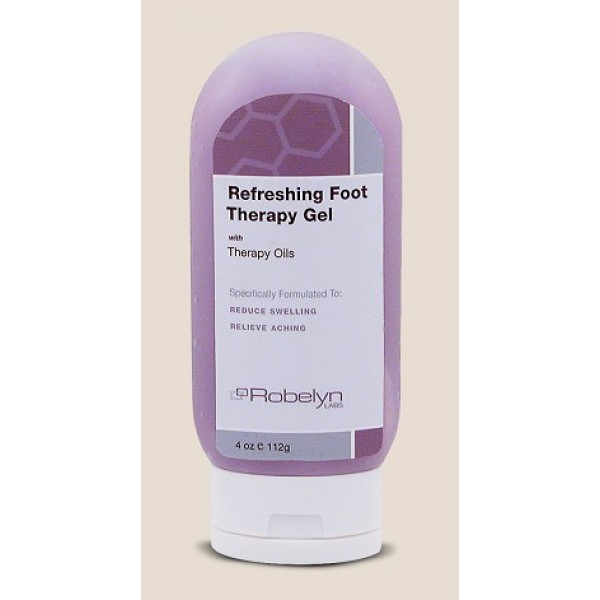 Robelyn Labs Refreshing Foot Therapy Gel Combo Pk