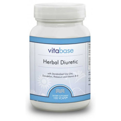 Vitabase Herbal Diuretic