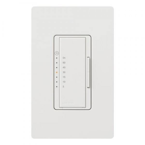 Lutron Maestro Countdown Timer for Fans or Halogen and Incandescen...