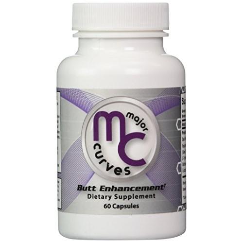 Major Curves Butt Enhancement | Enlargement Capsules (1 Bottle)