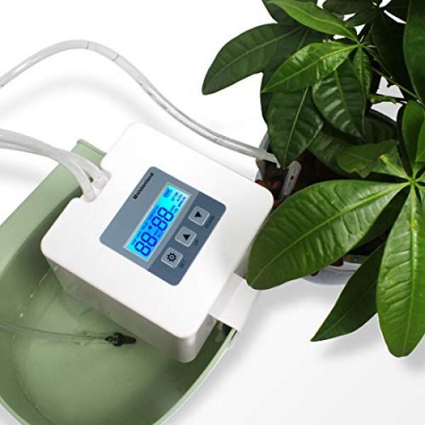 DIY Micro Automatic Drip Irrigation Kit,Houseplants Self Watering ...