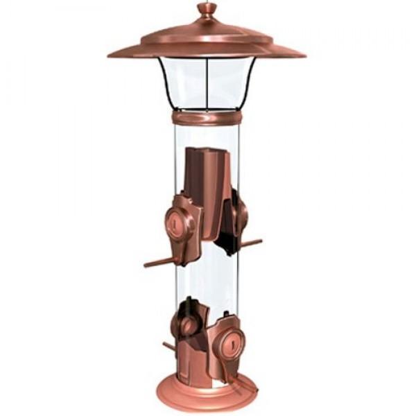 More Birds 29 Classic Brands Radiant Finch Bird Feeder, 1.2-Pound,...