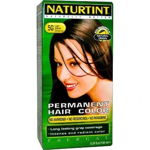 Naturtint Permanent Permanent Hair Colors Light Golden Chestnut (5...
