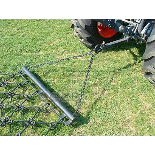 4 x 4 Variable Action Drag Chain Harrow - Overall Length: 90 - ...