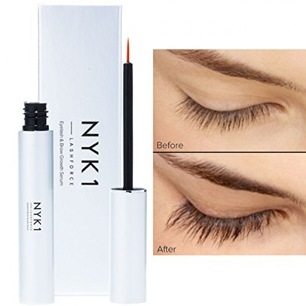 Eyelash Lash Hair Growth Serum Best Seller For Longer Eyelashes